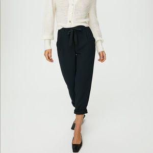 Aritzia Wilfred Allant Pants Black Size 10